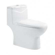 恒洁卫浴 连体座便器H011