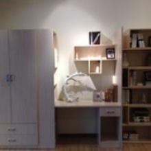 诗尼曼衣柜--白枫色