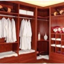 诗尼曼衣柜--苹果木
