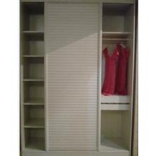 顶派衣柜(实木生态板)