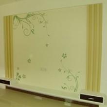伯乐居10㎡背景墙