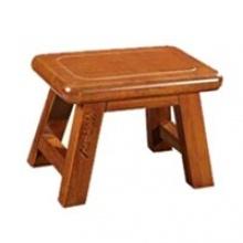 雀之林 实木小凳