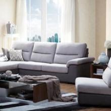 顾家 3+躺位沙发