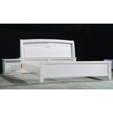 纳斯卡H188实木床架