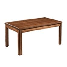 莫霞 黑胡桃实木餐桌