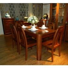 沃森家具一桌四椅 白橡木