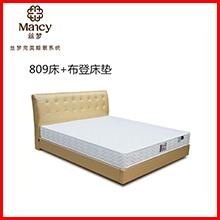 丝梦809床+布登床垫