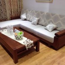 沃森家具沙发 橡胶木