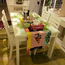 东方百盛家具餐台和餐椅