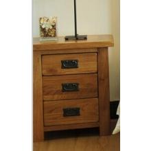 维美实木家具-床头柜