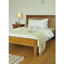 维美实木家具-床