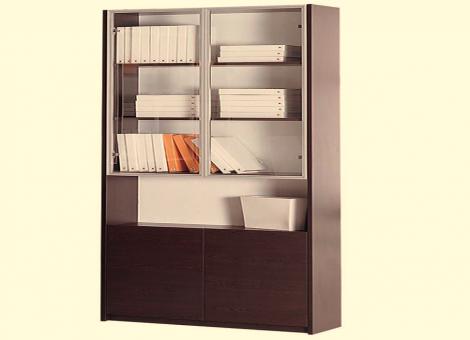 R732-34红苹果双门书柜