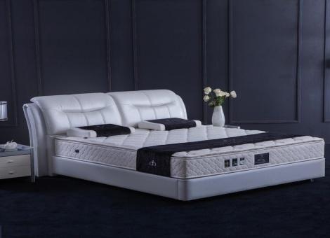朗乐福艾比湖型床垫+Gl020P套床架