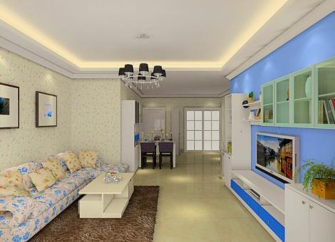 品屋定制电视柜 爱琴海系列 电视柜组合 E0级环保