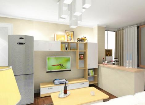 品屋定制电视柜 北欧风情系列 电视柜组合 可根据户