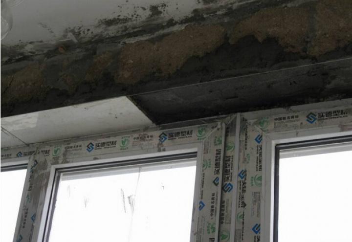 图4:厨房的效果.-铺砖阶段成果 定家具高清图片