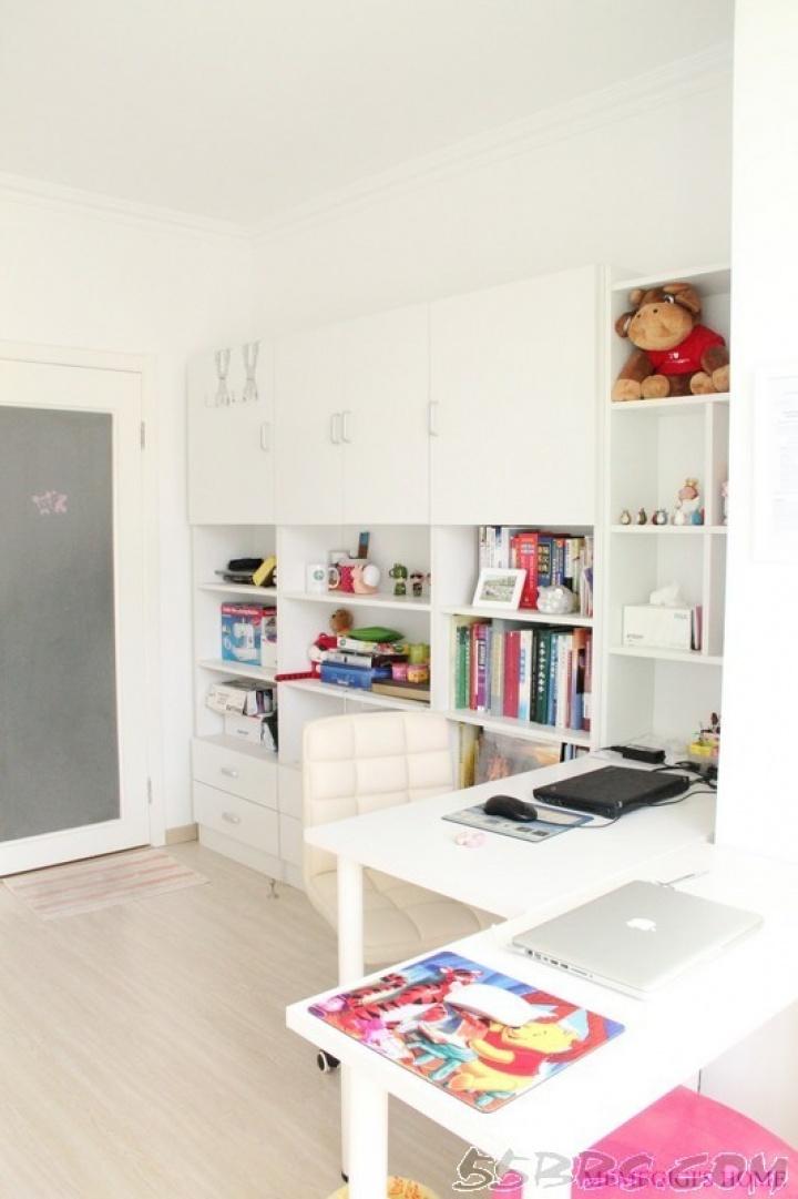 第二次装修房子,先发个户型图 还有各种喜爱的家装美图